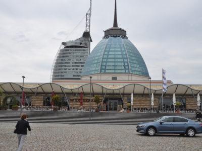 Eingang des Mediterraneo und Atlantic Sail Hotel