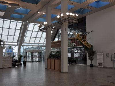 Mall Columbus Center und Restaurant Schiffergilde