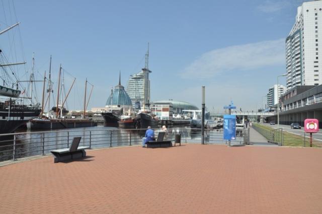 Museumshafen und andere Sehenswürdigkeiten